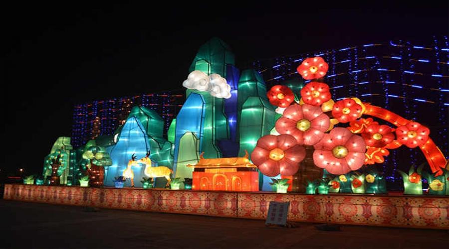 2013鹤壁彩灯